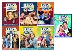 New Boy Meets World DVD 1 7 Seasons 1 2 3 4 5 6 7 Complete Series