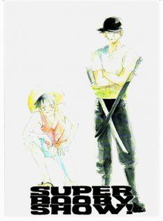One Piece Doujinshi Benn x Shanks Luffy Zoro Zolo and Nami Main Super