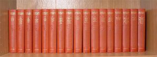 1909 Harvard Classics Five Foot Shelf of Books Complete 52 Volume Set