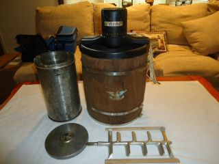 Vintage Electric Ice Cream Maker