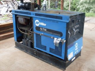 Miller Bigblue 400D 1993 Welder Generator Unit 894