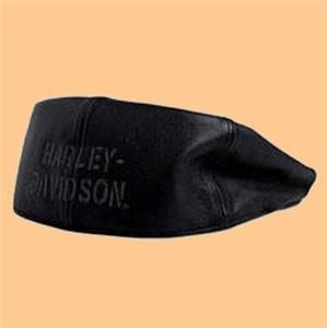 Harley Davidson Leather 100th Anniversary Ivy Cap Beret Cabbie Hat Med
