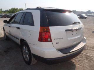 LEFT DRIVER SIDE TAIL LIGHT LENS 04 05 06 07 08 CHRYSLER PACIFICA