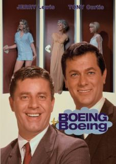 Boeing Boeing New SEALED DVD Jerry Lewis Tony Curtis