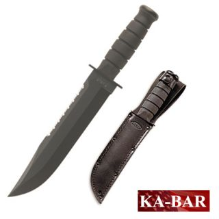 Ka Bar Big Brother Fixed Blade Fighting Knife 2211 New