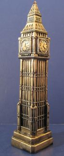 Souvenir Building Big Ben Clock Tower London 8 25