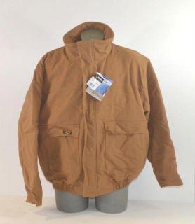 Big Bill Size 3X Brown Westex Ultra Soft Jacket M400USD