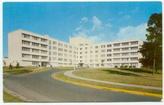 Biloxi MS Keesler Air Force Base Hospital Postcard   Mississippi