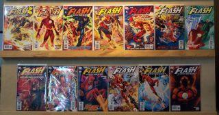 FASTEST MAN ALIVE Comic Book Lot 1 13 COMPLETE SERIES DANNY BILSON