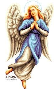 Beth Angel Sticker Decal Artist Marco Almera MA56