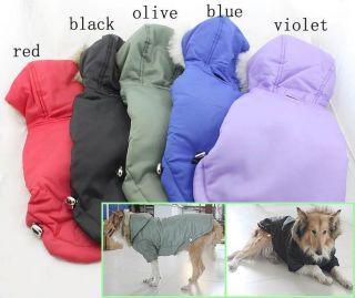 Large Dog Clothes for Large Dogs Big Dog Coats Large Dog Winter Coats