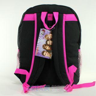 Nickelodeon Big Time Rush 16 Large Backpack Kendall James Carlos
