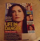 13/12 DEMI MOORE LIFE IN DANGER PAULA ABDUL JENNIFER ANNISTON