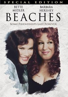Beaches New SEALED DVD Special Edition Bette Midler
