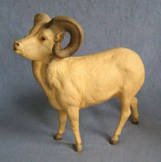 Breyer Animals 85 Dall Sheep Alabaster Bighorn RAM 1970 Early