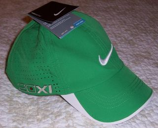 NWT ~ $24 UNISEX NIKE GOLF 20XI VICTORY RED ADJUSTABLE BALL CAP HAT