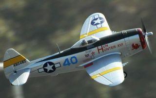 FMS P 47 WW2 Remote Control Airplane ARF w/motor, esc & servos