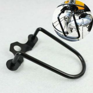 Cycling Bike Steel Iron Bicycle Rear Derailleur Chain Guard Gear