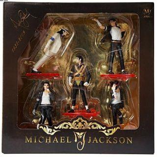 Michael Jackson Billie Jean Thriller Keychain Memory US