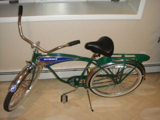 Bicycle Cruiser by Schwinn Collectible Rolling Rock