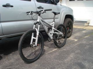 Horse Warrior 6 0 Full Suspension Mountain Bike with New Parts