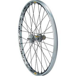 MAVIC 26 Deemax Rear Wheel Rim   Bike Bicycle Maxtal Aluminum Silver