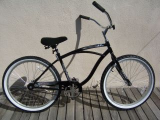 SALE24 BOY BEACH CRUISER BIKE SINGLE SPEEDLIMITED QTYS DONT MISS
