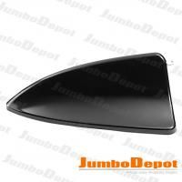 USA Black Shark Fin Style Roof Mount Aerial Antenna Base Mast Decor