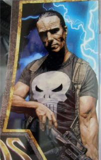 Marvel Legends Icons Series Punisher Hasbro 1 6 Figure