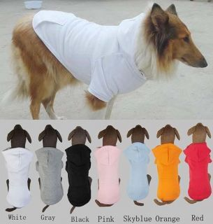 Large Dog Clothes Wholesale Pet Clothing for Big Dog Sweatshirt