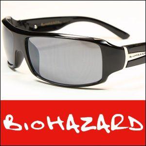 Biohazard Classic Mens Fashion Designer Sunglasses