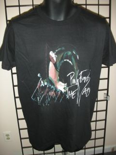 Pink Floyd The Wall Band Black T Shirt Mens M