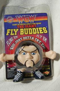 WCW Fly Buddies Ultra RARE Big Show Toymakers Balzac WWE WWF