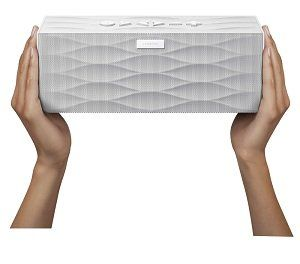 Jawbone Big Jambox Portable/Wireless Smart White Speaker*****