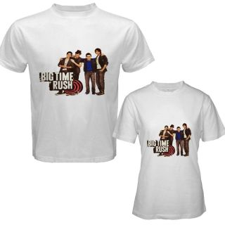 Big Time Rush CD Music Tour 2012 T Shirt s M L XL Size