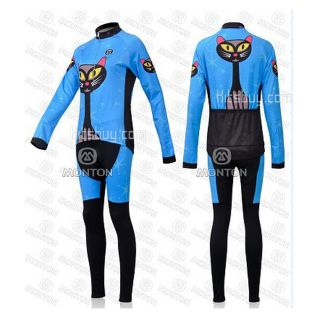 Cycling Long Jersey & Pants Bicycle wearing Bike clothes clothing For