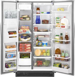 MAYTAG MSD2254VEQ 22.0 cu. ft. Refrigerator BISQUE BRAND NEW