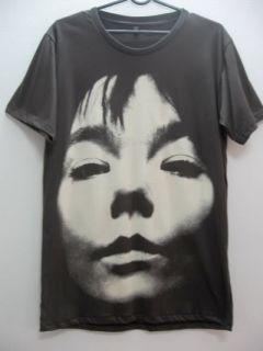 Bjork Sugar Cubes Indie Punk Rock Pop T Shirt L