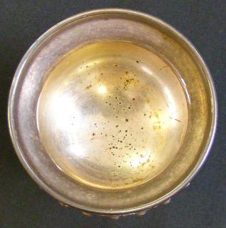 Beautiful Vintage Israel Freeman Sons Silver Plate Small Elephant Dish