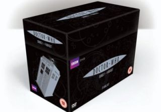 Doctor Who Series 1 4 Collection DVD Box Set Region 4