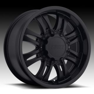 Rims American Eagle 059 Black 6 8 Lug 18 x8 5 Eagle 059 0598