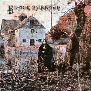 Black Sabbath 1970 First or LP Vertigo Swirl Label EX Grade Vinyl
