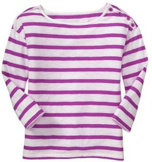 Gap Kids Girls 2012 Jewel Box Skinny Jeans Bretton Striped Top 14 XL