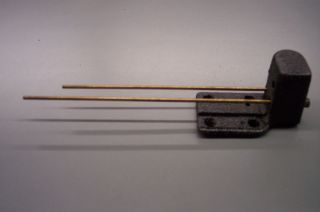 BIM BAM STRIKE CLOCK CHIME RODS SET WITH CHIME BLOCK movement repair