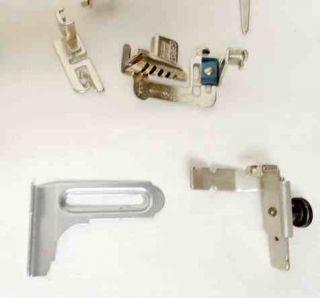 Sewing Machine Accessories Manual 21 Cam Discs Ruffler Binder