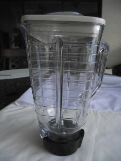 Blender Jar Assembly Replacement Plastic Oster Osterizer