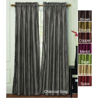 Nathan Lined Blackout Grommet 84 inch Curtain Panel