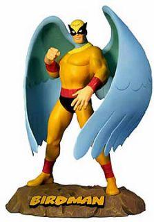 Hanna Barberas Classic Birdman Full Figure Statue