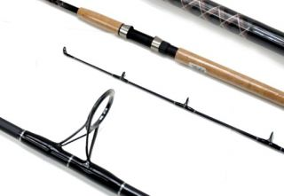 Tsunami 5 Star Saltwater Spinning Rod 66 MH 2pc TFSS662MH