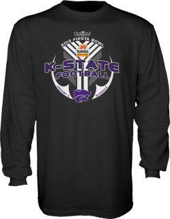 Kansas State Wildcats 2013 Fiesta Bowl Bound Long Sleeve T Shirt